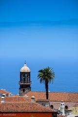 Kirche im La Orotava. (Teneriffa)