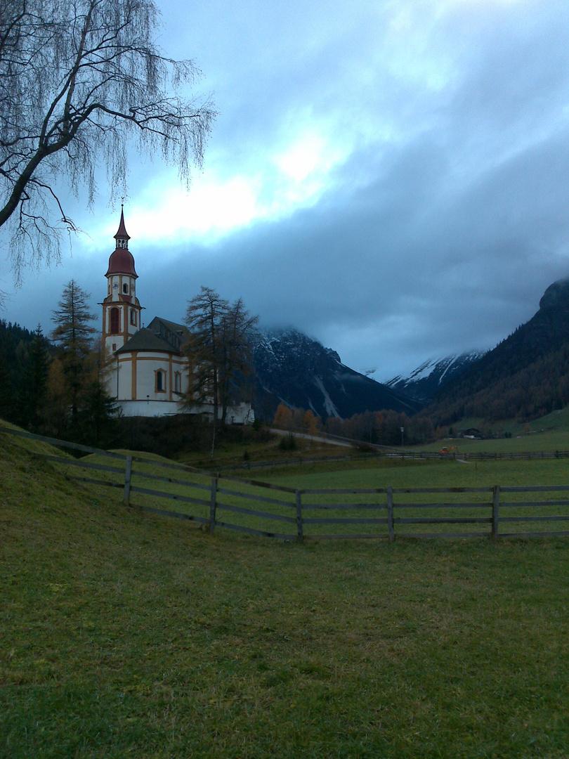 Kirche im Licht !