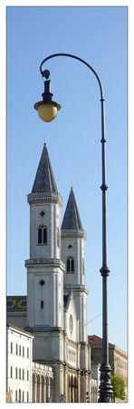 Kirche im Spotlight ...