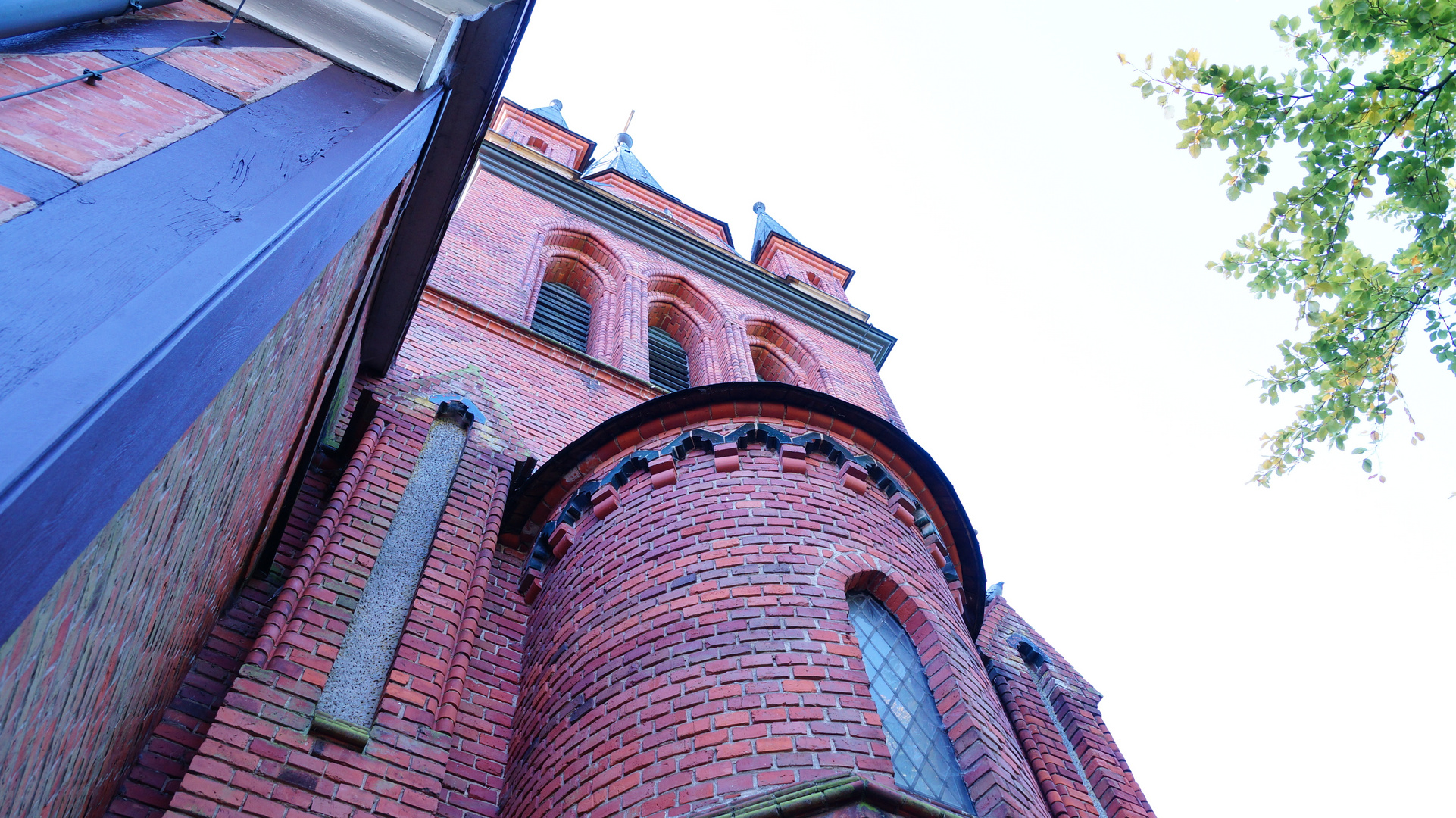 Kirche in Amelinghausen ....