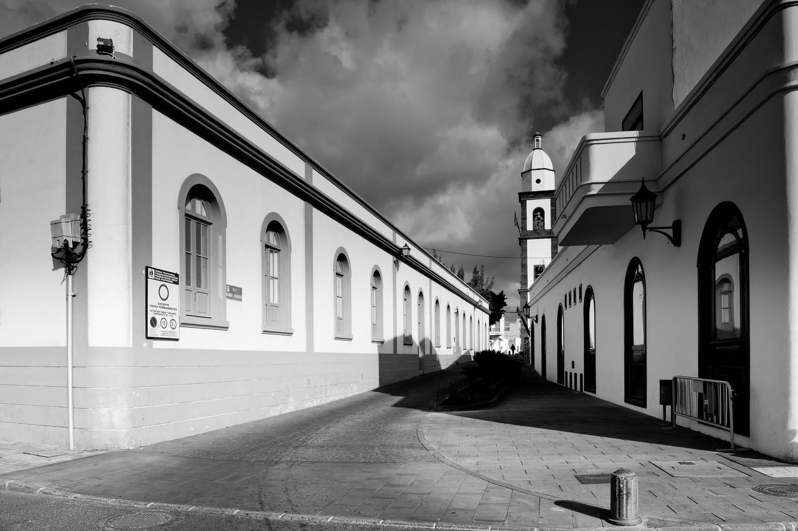 Kirche in Arrecife