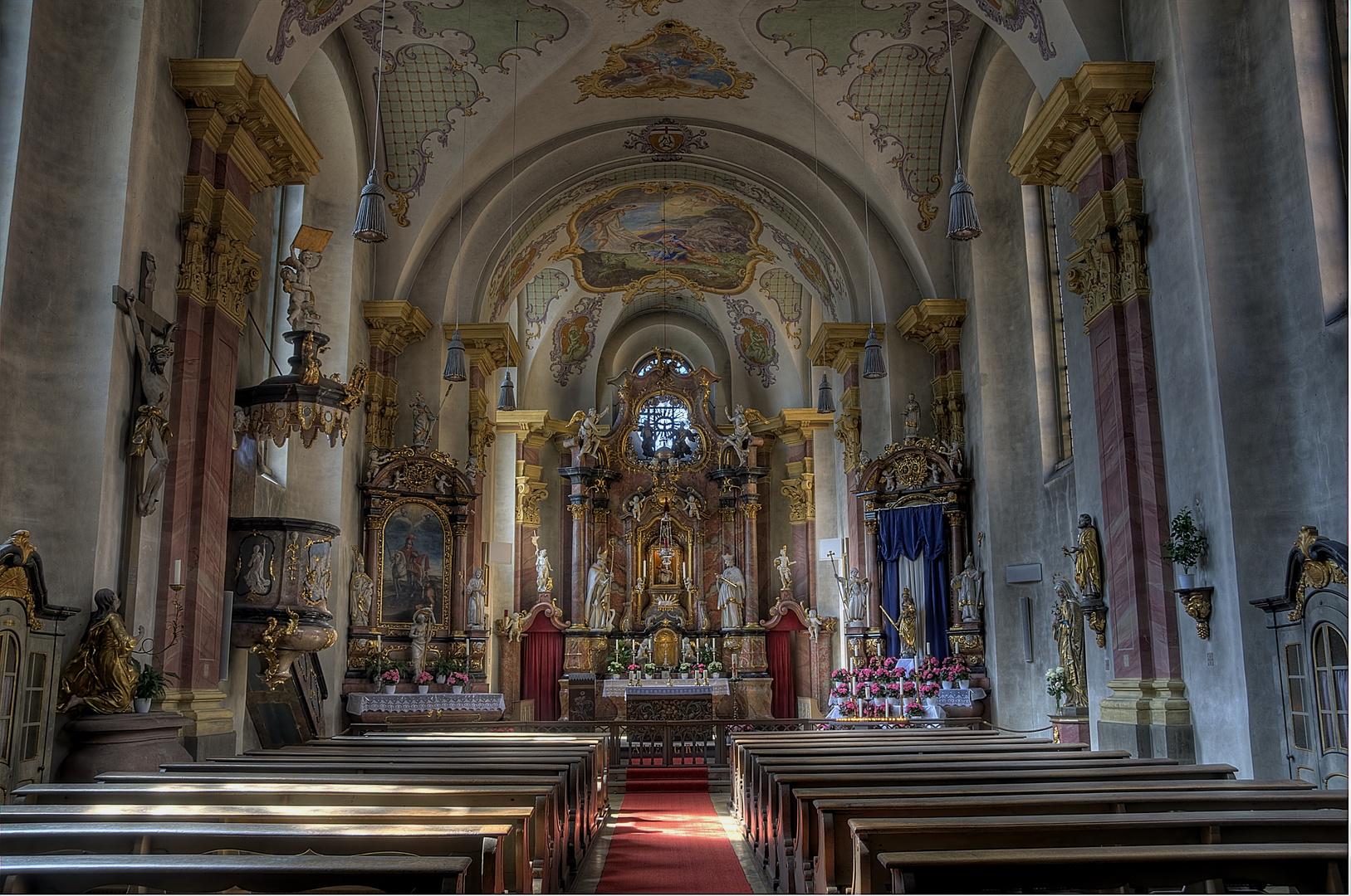 Kirche in Aschaffenburg