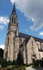 Kirche in Bad Kissingen