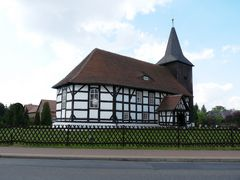 Kirche in  Bluno/ Sachsen Anhalt