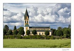 Kirche in Bräkne Hoby