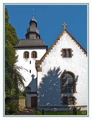 Kirche in Brake Lemgo - 1