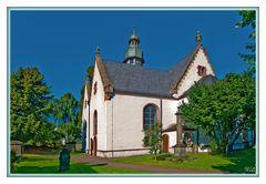 Kirche in Brake Lemgo - 2