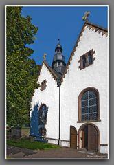 Kirche in Brake Lemgo - 3