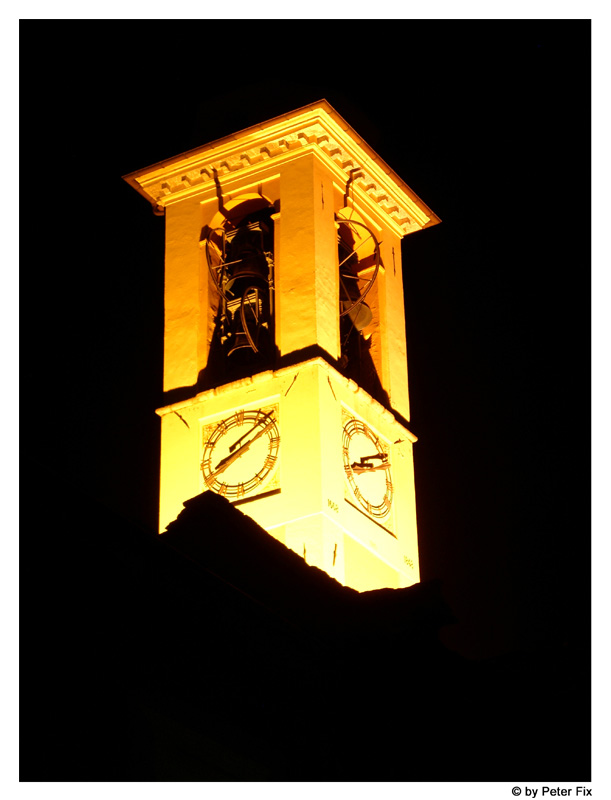 Kirche in Brione supra Minusio