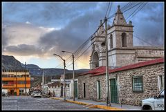 Kirche in Chivay