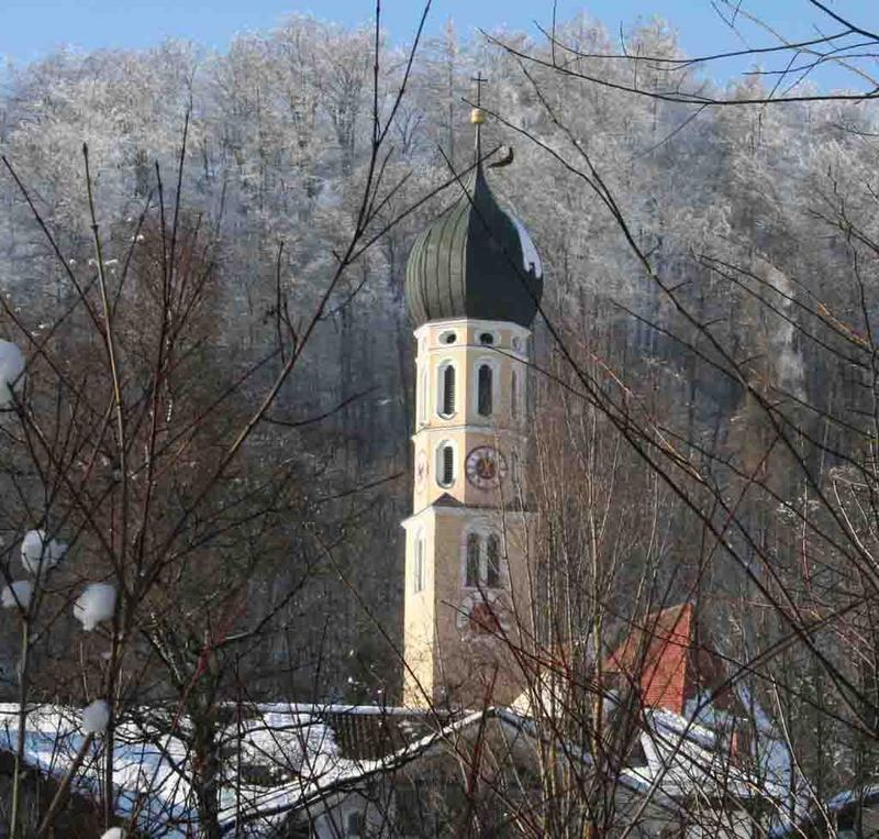 Kirche in der Heimat