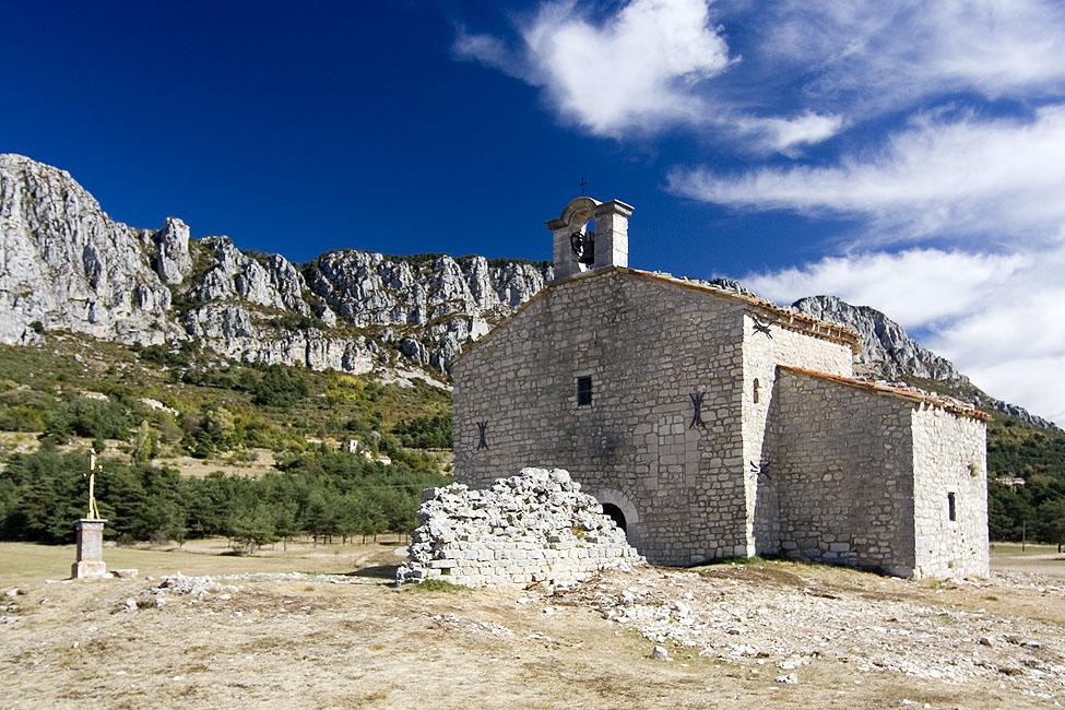 Kirche in der Provence