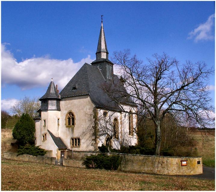 Kirche in Eckweiler/Hunsrück
