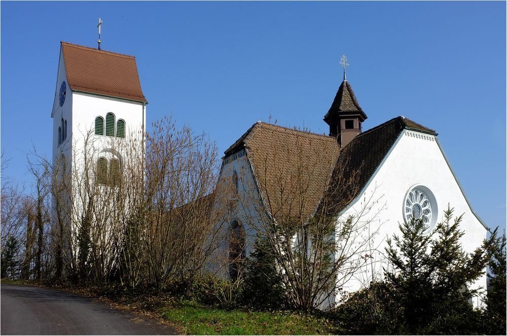 Kirche in Flumental