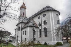 Kirche in Garmisch
