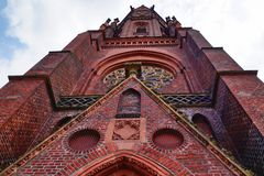 Kirche in Gelsenkirchen Altstadt