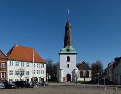 Kirche in Glückstadt