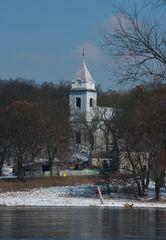 Kirche in Gozdowice (Polen)