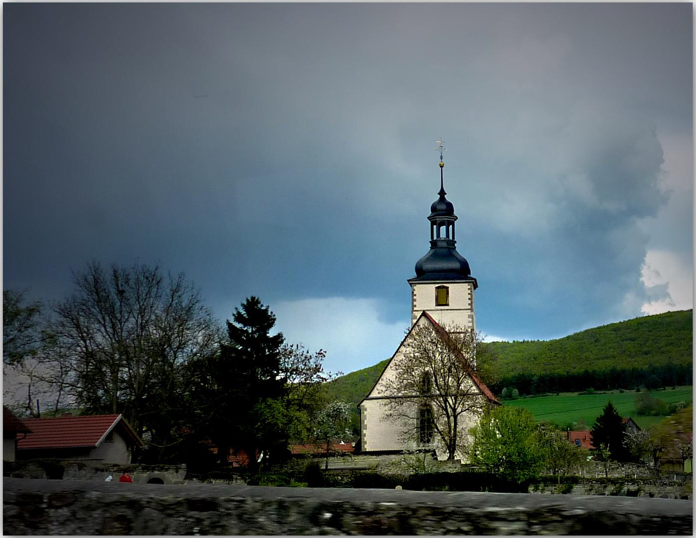 Kirche in Herpf