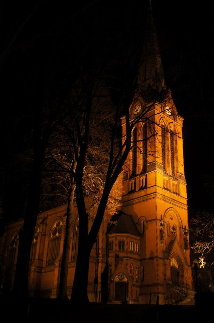 Kirche in Hohndorf
