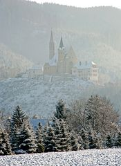 Kirche in Judendorf-Straßengel im Winterkleid!