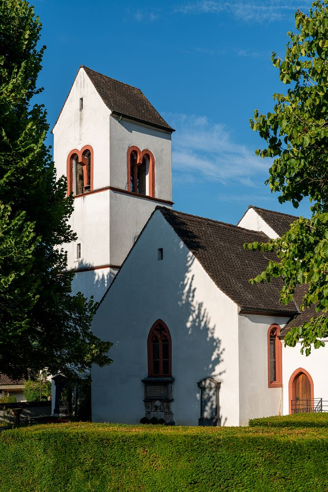 Kirche in Lausen