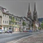 Kirche in Marburg