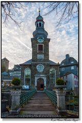 Kirche in Monschau