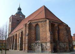 Kirche in Osterburg