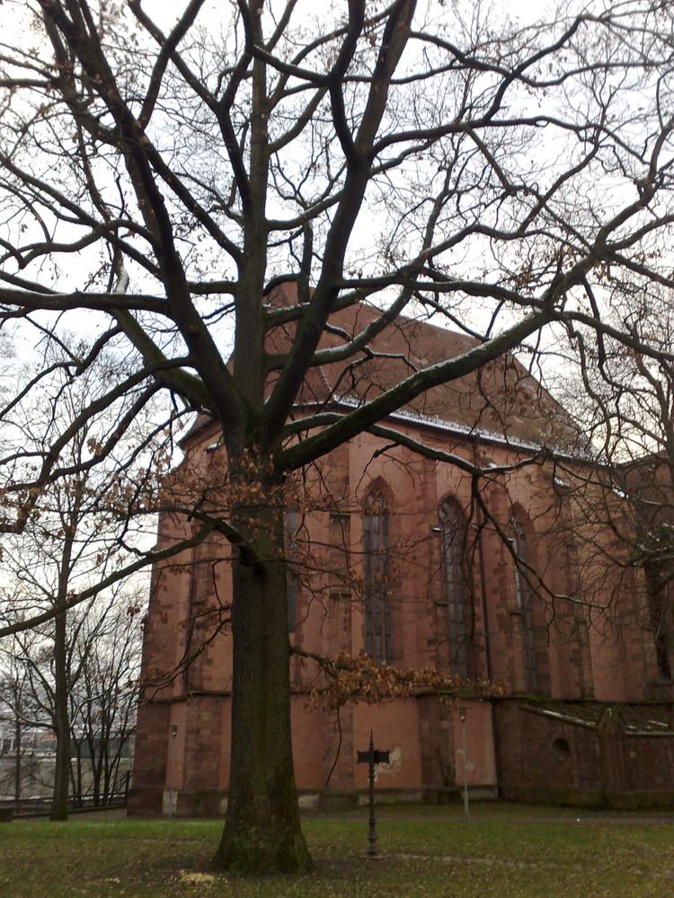 Kirche in Pforzheim 1