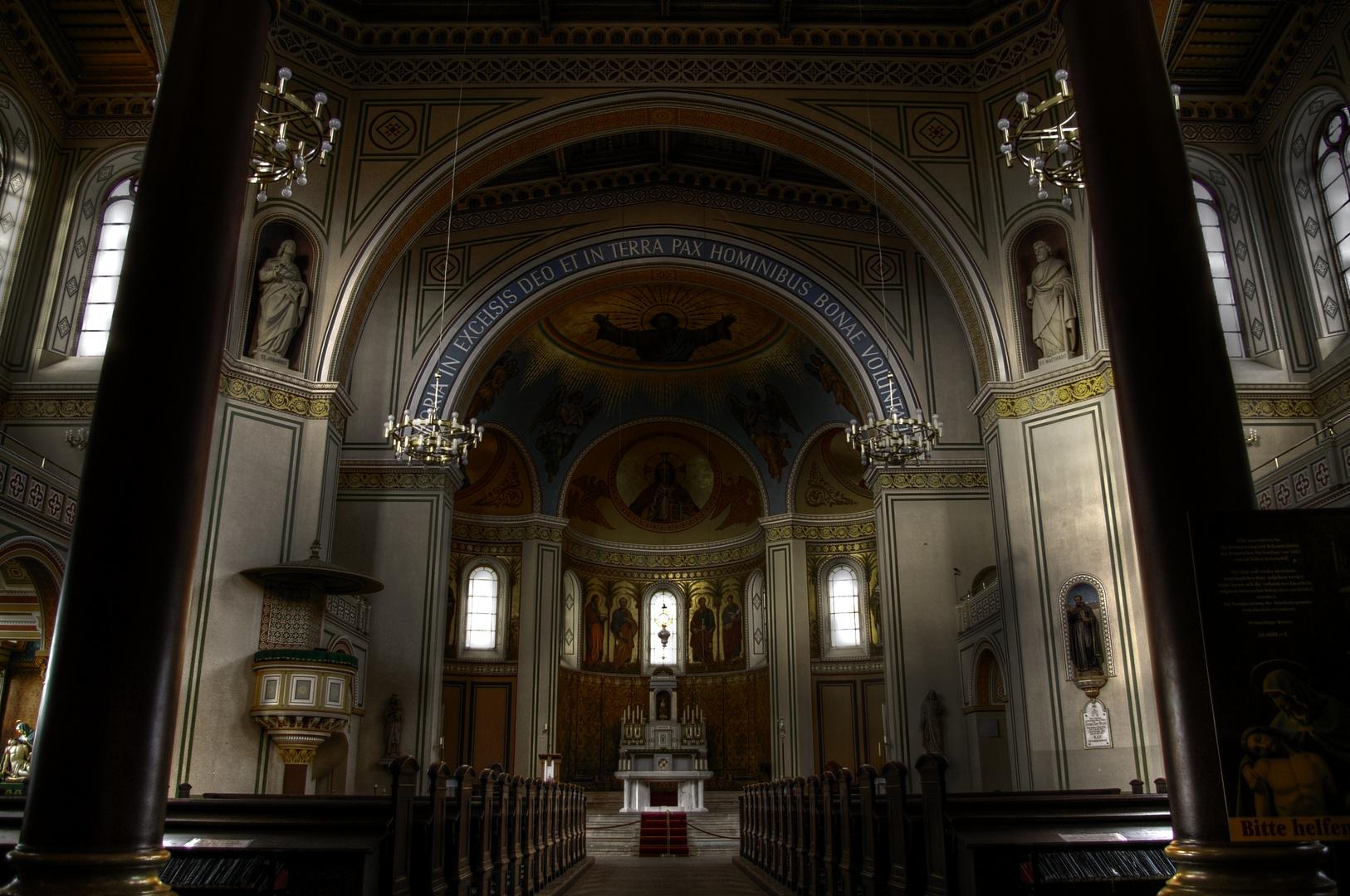Kirche in Potsdam