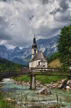 Kirche in Ramsau