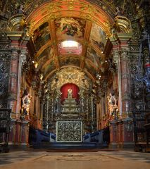 Kirche in Rio de Janeiro
