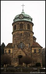 + Kirche in Rockenhausen +