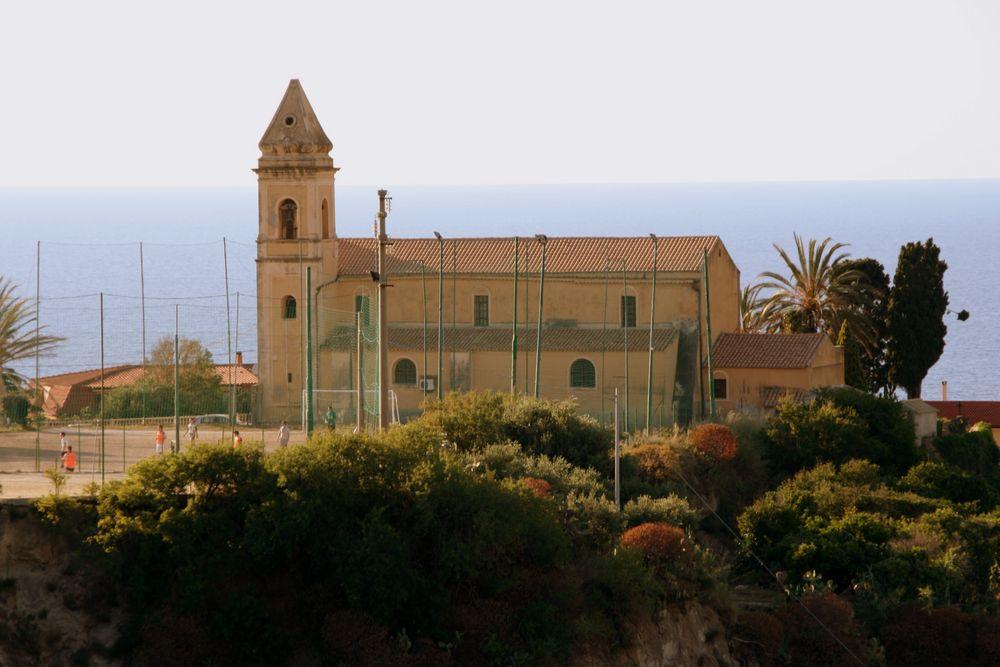 Kirche in Santa Domenica di Ricadi