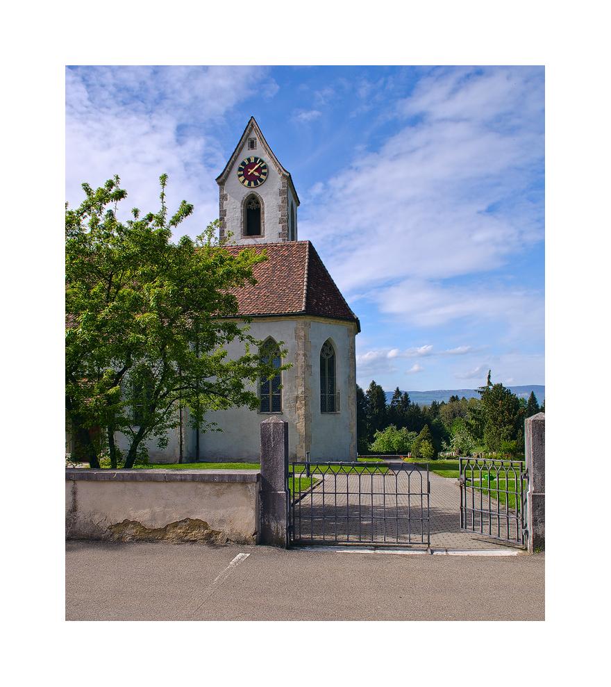 Kirche in Seeberg