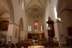 Kirche in St.-Cirque-Lapopie