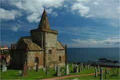 Kirche in St. Monance / Fife