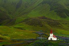 Kirche in Vik, Süd-Island