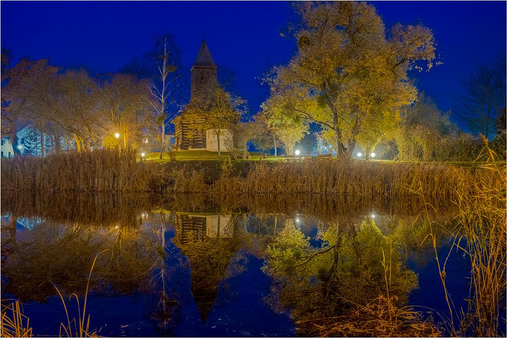 Kirche in Wespen