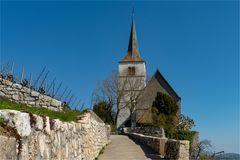 Kirche Ligerz