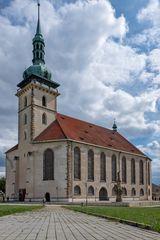 Kirche Mariä Himmelfahrt in Most
