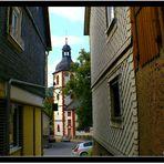....Kirche Mehlis.....