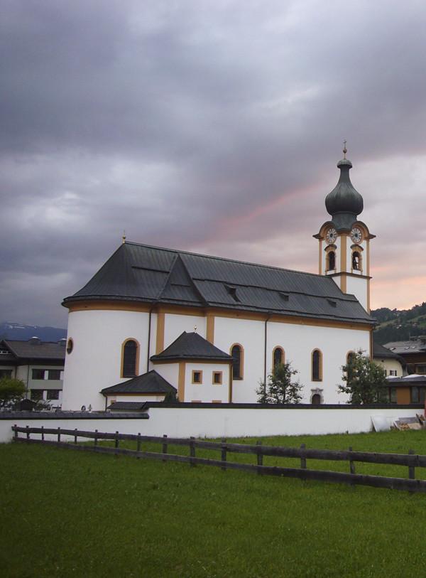 Kirche Mittersill