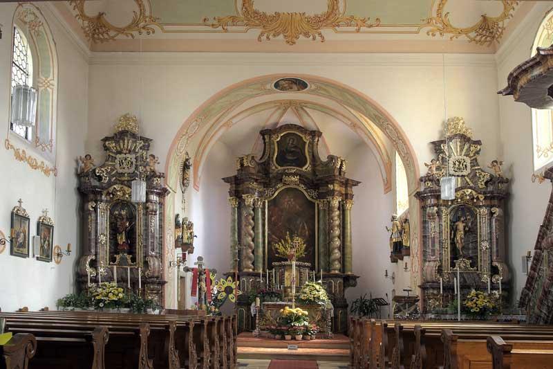 Kirche Niedermotzing