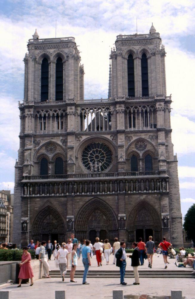 Kirche Paris