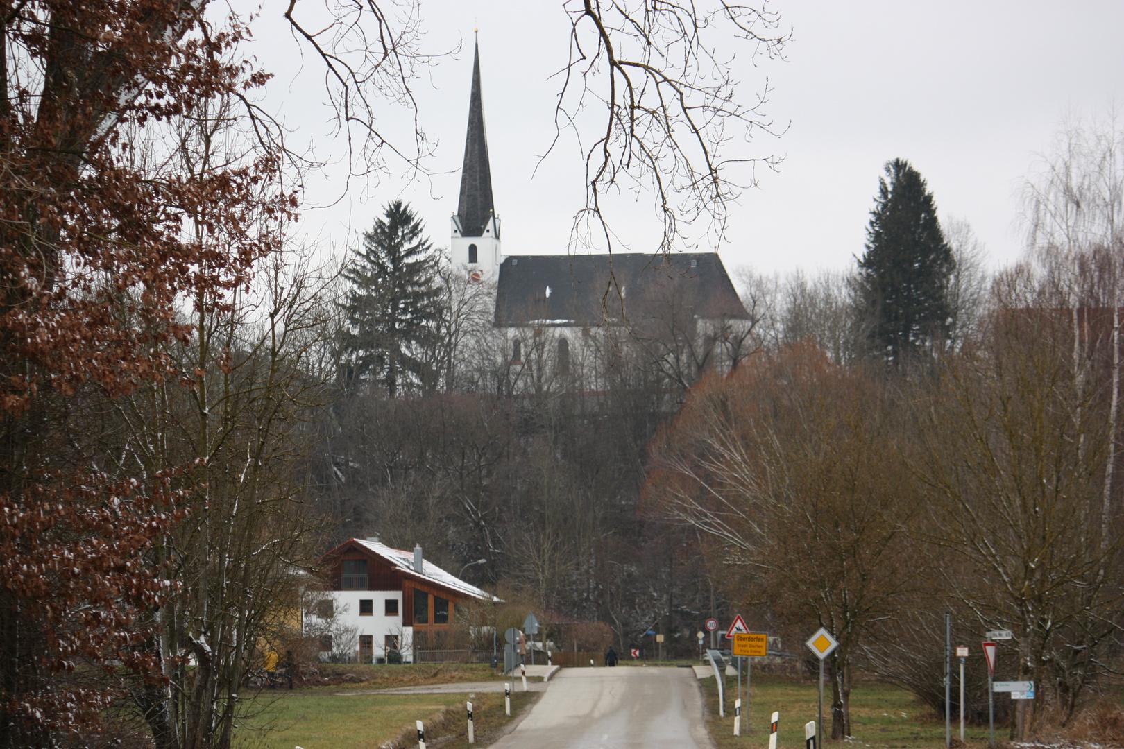 Kirche Oberdorfen