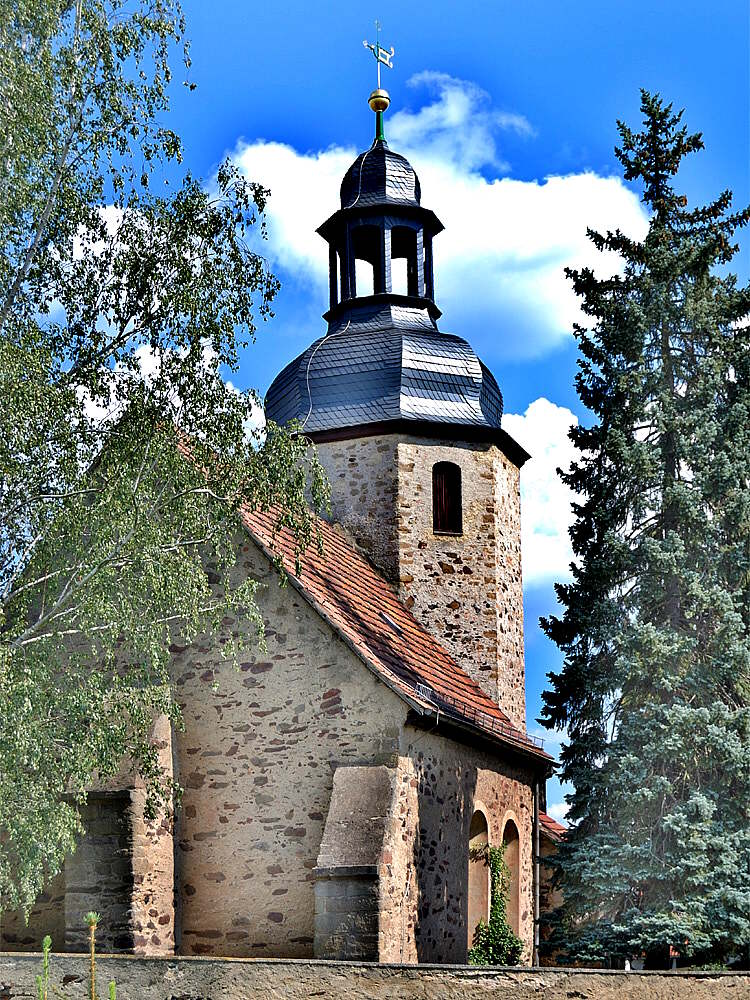 Kirche Oberröppisch