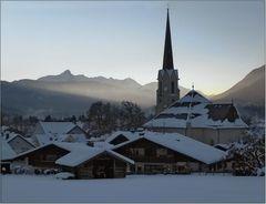 Kirche/ Partenkirchen
