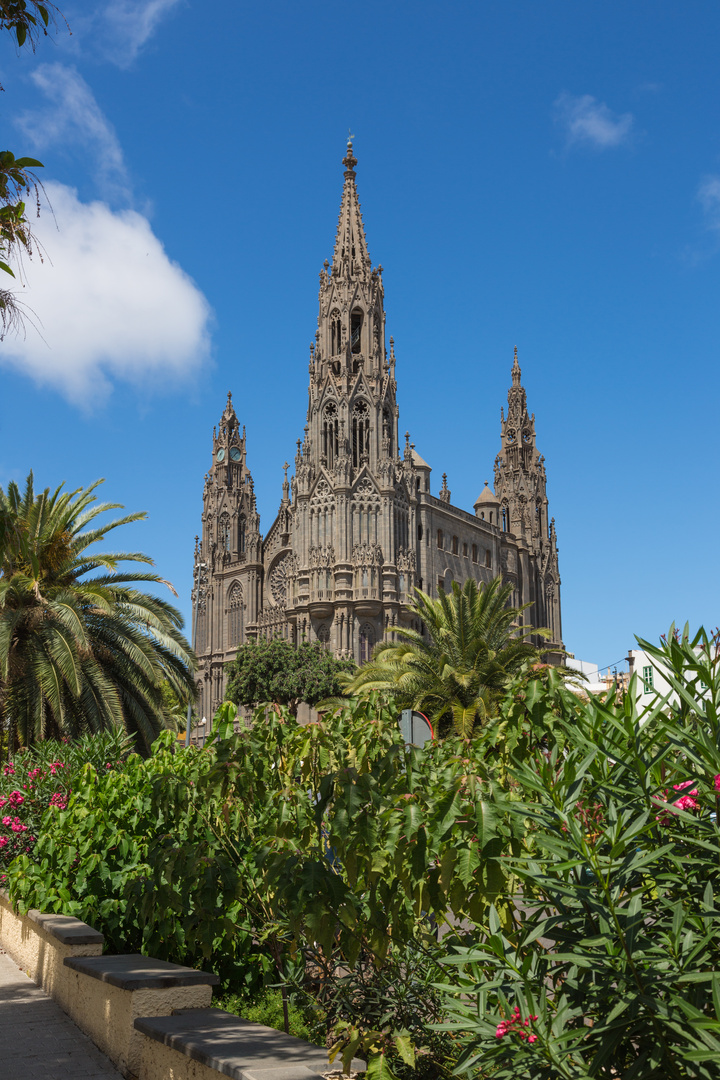 Kirche San Juan Bautista, Arucas, Gran Canaria